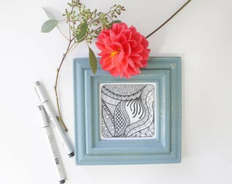 Fine Art Print - Abstract Square (Small)
