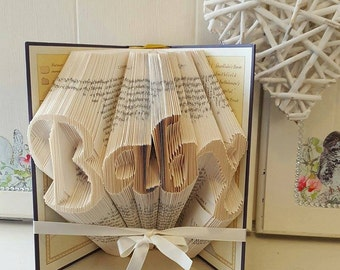 Baby Book Folding Pattern with tutorial. DIY. Make your own Gift. Please read Listing. PDF Files only.