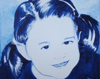 childrens' portraits