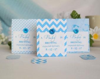 Personalized Tea Bag Party Favors, Tea Party Favors, Baby Shower Tea Bag Favors, Bridal Shower Tea Bag Favors, Birthday Tea Bag Favors