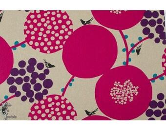 Kokka Echino Big Berry Canvas