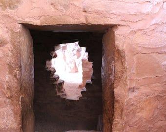 Preserved Native American Home