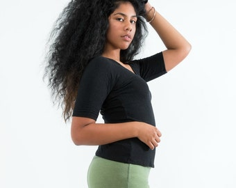 Perfect Tee // Hemp & Organic Cotton // Eco Fashion