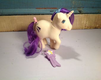 Vintage my little pony G1 Glory