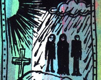 Todd W. Emmert – Funeral – DTTR054 - CASSETTE