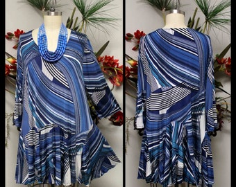 Dare2bstylish Stylish and Elegant  Babydoll Plus size tunic for Travel and Much More. Small to 3XL