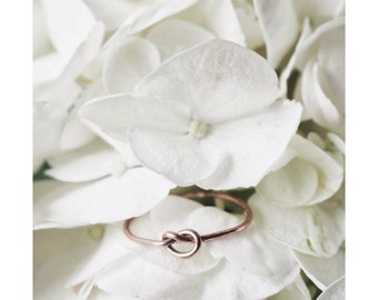 Knot Ring Rose Gold, Rose Gold Knot Ring, Knot Ring Gold, Knot Ring, Gold Knot Ring, Rose Gold Knot, Knot Gold Ring, Gold Ring Knot