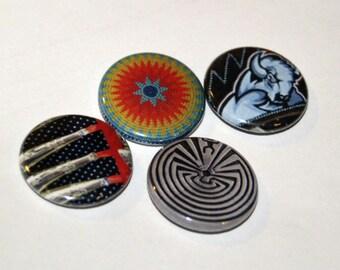 Native Dreams Native American Button Set