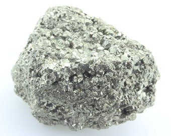 Large Pyrite Semi-rough Mineral 8-9oz