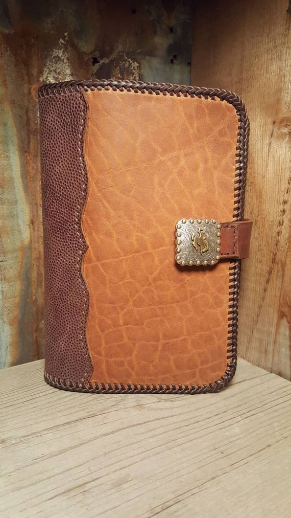 Hand Made Buffalo Leather Portfolio