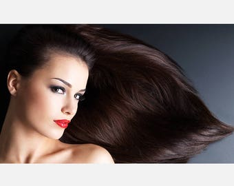 Beauty hair Salon Poster or Canvas