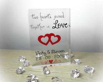 Wedding gift, annversary gift