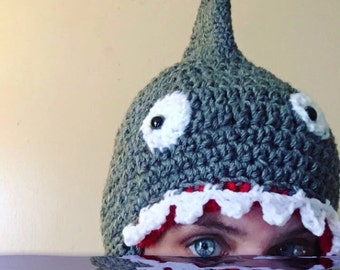 Shark beanie