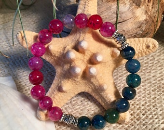 Tourmaline Gemstone, Matters of the Heart Bracelet
