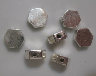 Sterling silver beads-925 silver beads-beading supplies-beads-loose beads-jewelry supplies-ONE BEAD