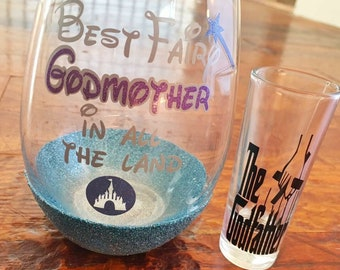 The Godfather Fairy Godmother SET