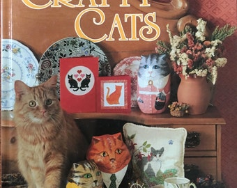 Crafty Cats by Jan Eaton  1989