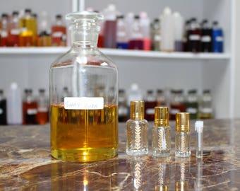 Egyptian Amber -  Perfume Body oil  1 oz, 12ml, 6ml, 3ml