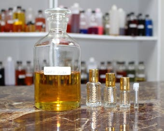 Vanilla Musk -  Perfume Body oil  1 oz, 12ml, 6ml, 3ml
