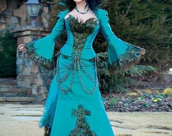 Cosplay Yaya Han by Mc Call's M7218 costume sewing pattern