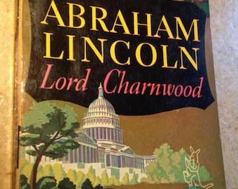 1939 Abraham Lincoln Pocket Book