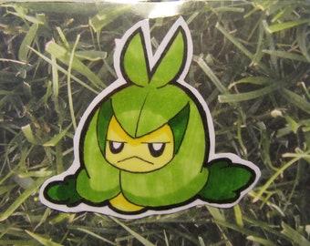 Swadloon Pokemon  Sticker