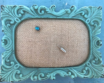 1960's Kingman Turquoise Sterling Silver Stick Pin, 2.5g