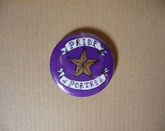Harry Potter Pride of Portree Quidditch Magnet