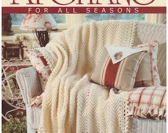 Crochet Pattern, Crochet Afghan Pattern, Crochet Blanket Pattern