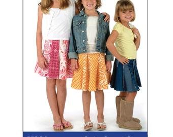 Girly Gored Skirt ePattern