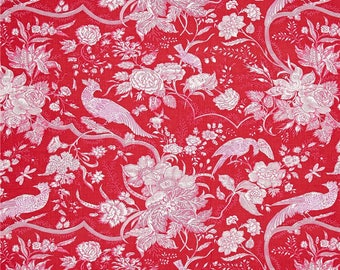 50091- 1/2 yard of    Jennifer Paganelli -Hotel Fredriksted Sophia in Pink