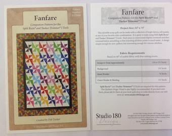 Fanfare  Pattern # DTP046