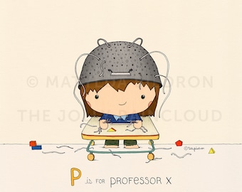 P is for Professor X