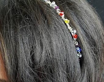 Crystal Hair Band