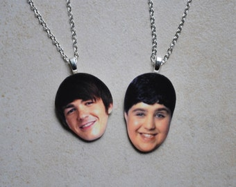The boobs Friendship Necklaces