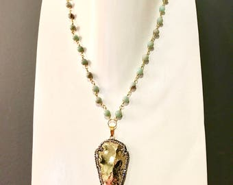 The 'Semi-Charmed Life' Necklace