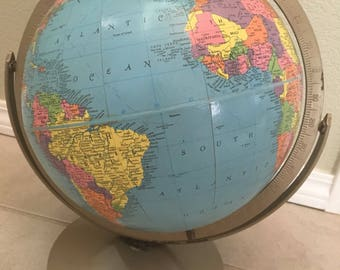 Replogle Word Globe
