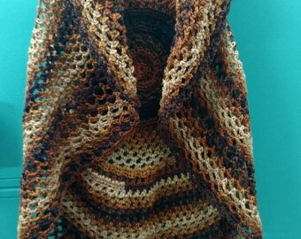 Adult Crochet Vest