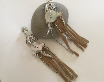 Original unique dangle earrings