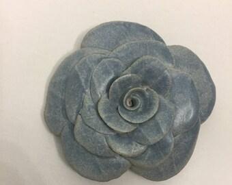Sky Blue Rose 4