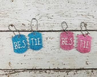 Bestie Necklace-Key chain
