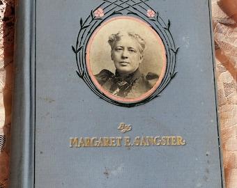 Handbound journal made from 1901 antique book