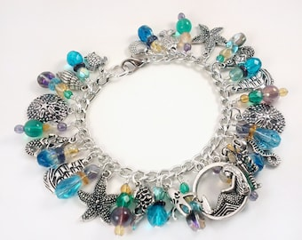 Mermaid's Dream Charm Bracelet