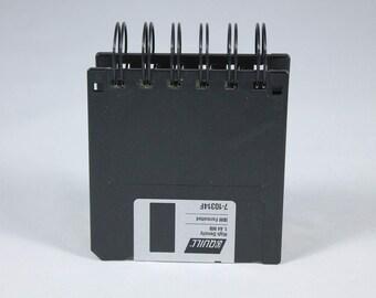 3.5 inch Floppy Disk Notebook