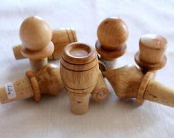 Nouvelle collection de bouchons artisanaux - idée cadeau au masculin