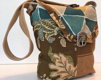 Vegan Tote Bag, Vegan Bag, Vegan Purse, Crossbody Tote Bag, Womens Tote Bag, Handbags, Eco Friendly Bag, Hipster Tote, Hobo Tote Bag, Purse