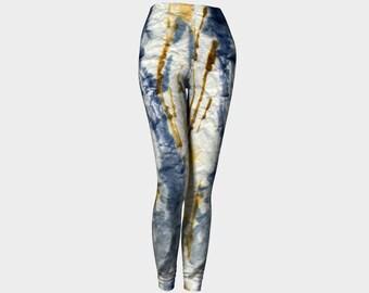 Crinkled Cattails' Leggings
