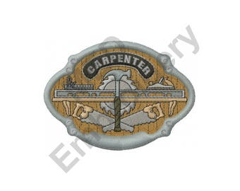 Tools - Machine Embroidery Design, Carpenter Tools