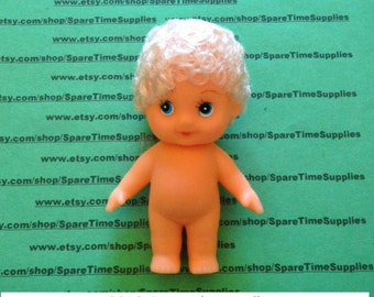 "Impkins Doll - blonde hair -  approx 4 1/2"" tall - 1 pkg - #3318-01"