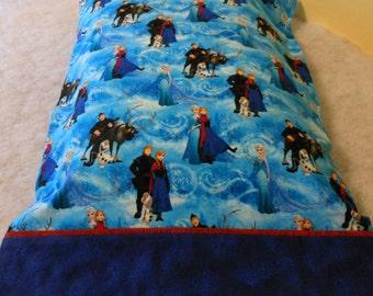 Pillowcase Frozen Sisters Forever Standard Size